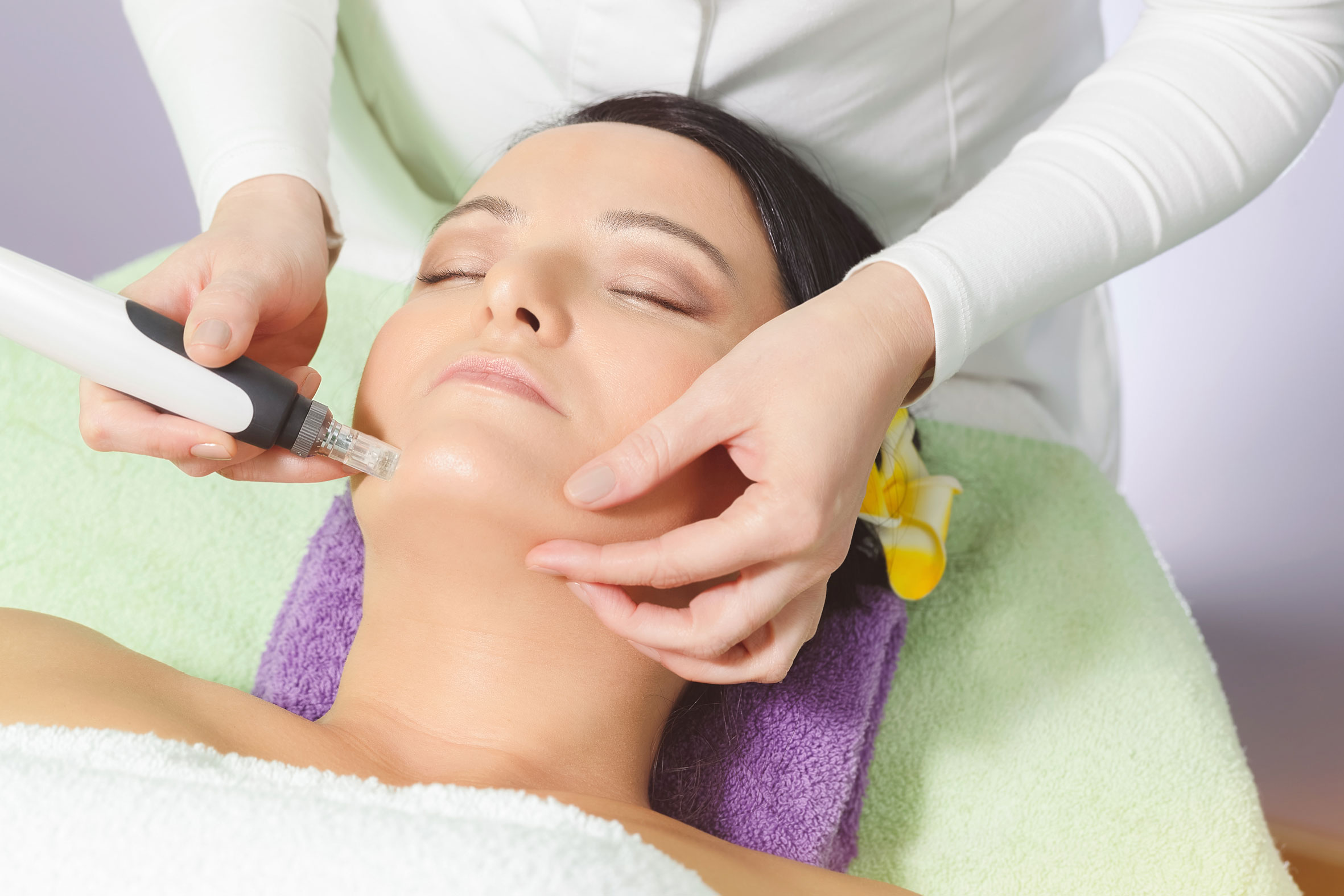 Skin Micro Needling Is A Great Treatment Which Helps